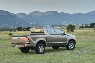 Upcoming Competitors of Toyota Hilux in Pakistan 9