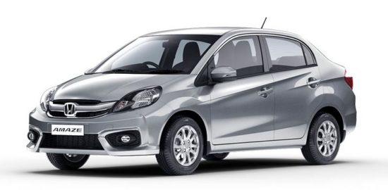 2018 Honda Amaze- First Look 5
