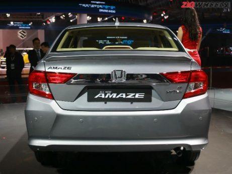 2018 Honda Amaze- First Look 9