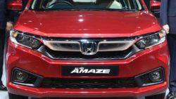 2018 Honda Amaze- First Look 13
