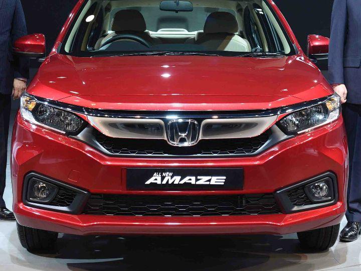 2018 Honda Amaze- First Look 1