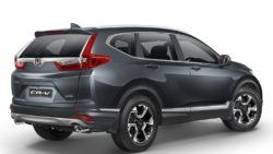 Honda CR-V Launched at PKR 95.0 lac 12
