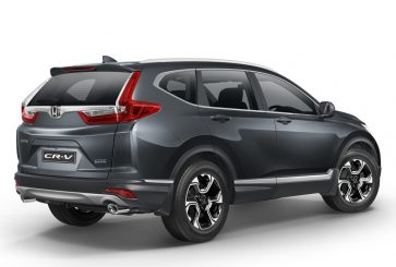 Honda CR-V Launched at PKR 95.0 lac 3