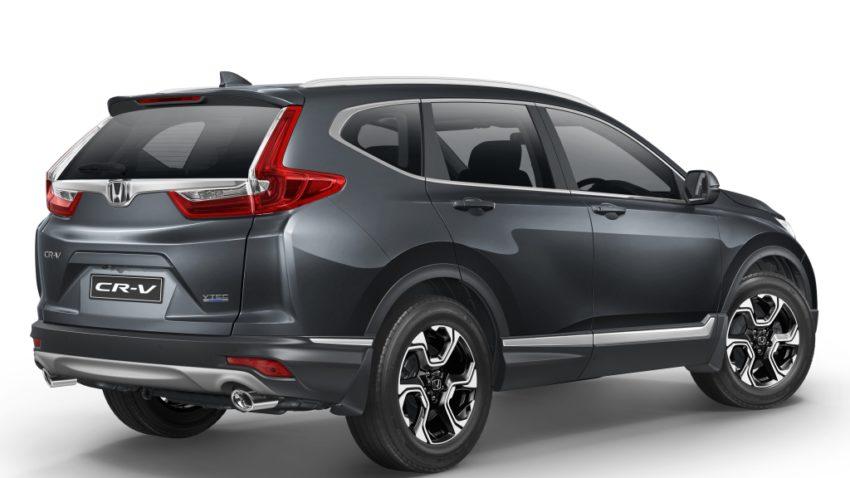 Honda CR-V Launched at PKR 95.0 lac 5