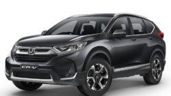 Honda CR-V Launched at PKR 95.0 lac 11