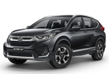 Honda Launches a New Entry Level Variant of 7-seat CR-V in Australia 2