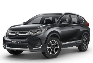 Honda CR-V Launched at PKR 95.0 lac 7