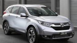 Honda CR-V Launched at PKR 95.0 lac 8