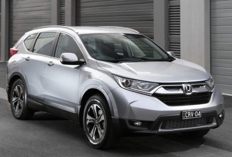 Honda CR-V Launched at PKR 95.0 lac 5