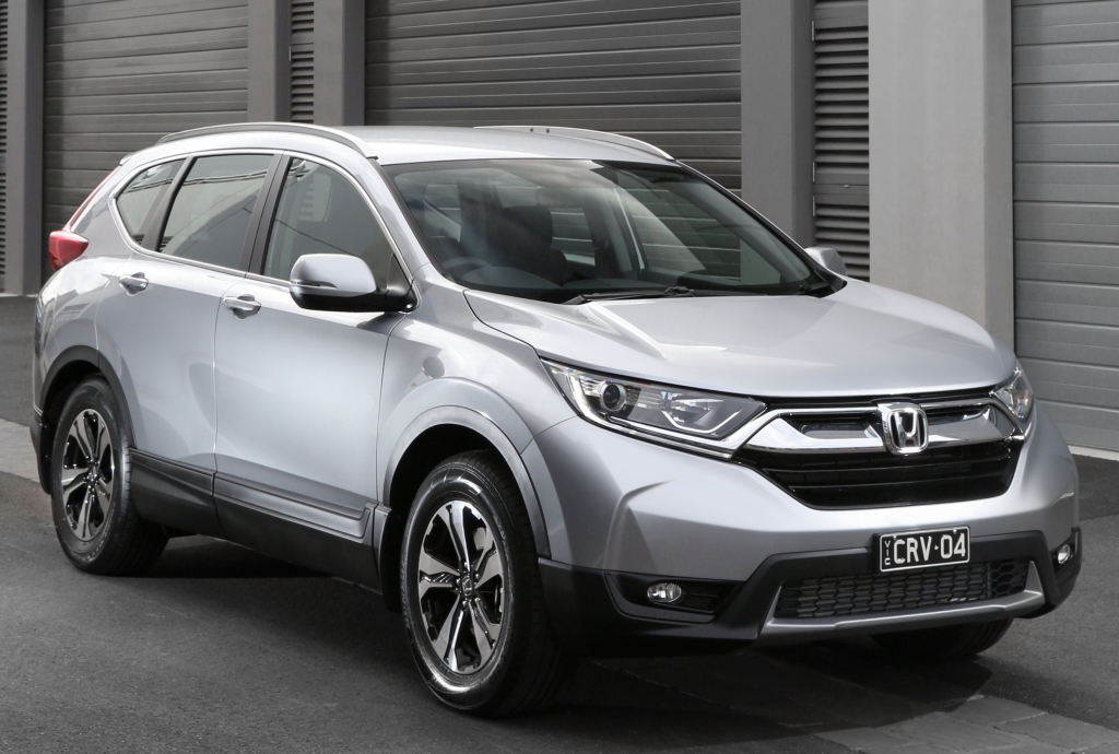 Honda CR-V Launched at PKR 95.0 lac 1