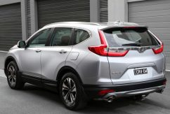 Honda CR-V Launched at PKR 95.0 lac 6