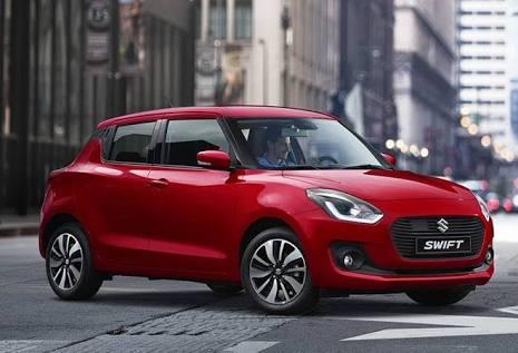 Suzuki Unveils the New Swift in India and Thailand 1