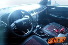 FAW Jumpal Wagon Interior Spied- Launch Expected by April 2018 4