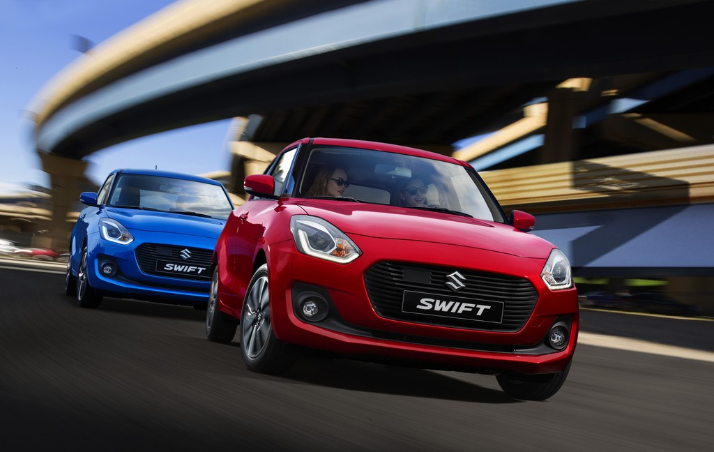 New Suzuki Swift Makes it to the Finals of '2018 World Car of the Year' Award 5