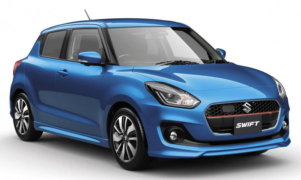 Suzuki Unveils the New Swift in India and Thailand 13