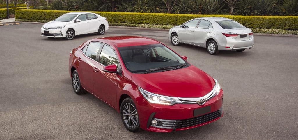 Toyota Corolla- Pakistan's Highest Selling Sedan Breaching New Records 3