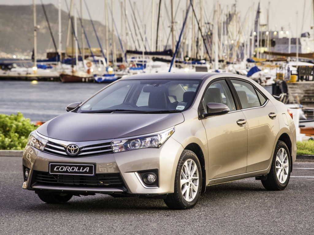 Can Yaris Fit in the Shoes of Toyota Corolla 4