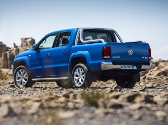 Upcoming Competitors of Toyota Hilux in Pakistan 6