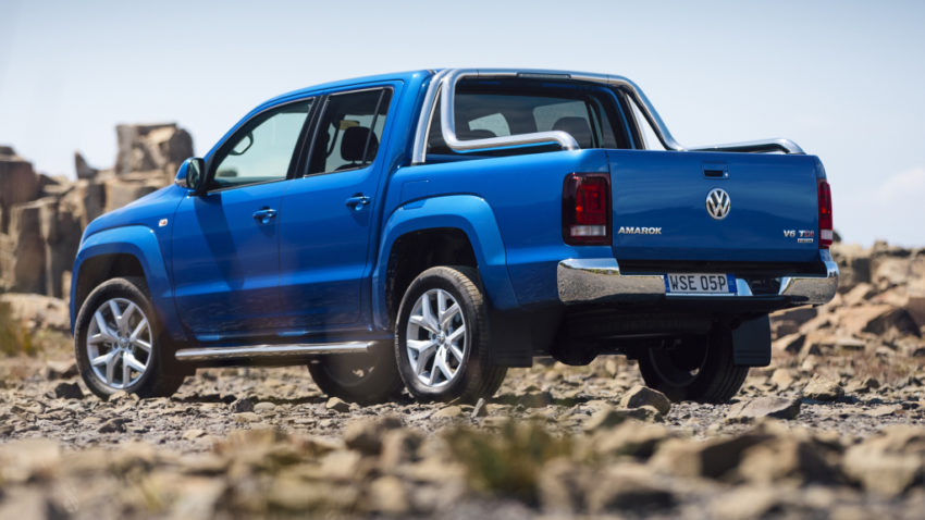Upcoming Competitors of Toyota Hilux in Pakistan 5