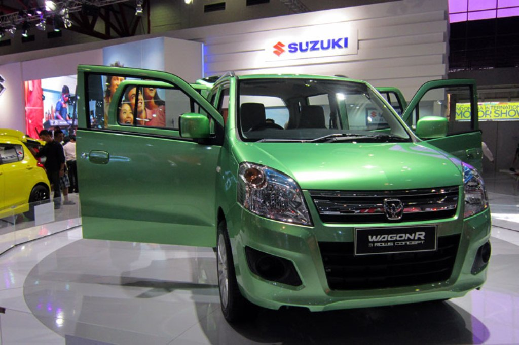 Suzuki WagonR 7-Seater to Launch in India by November 56