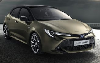 2018 Toyota Auris Officially Revealed: Will Form the Basis of the Next-Generation Corolla 2