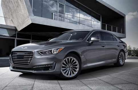 Hyundai's Genesis beats Audi and BMW as top-rated brand for 2018 in USA 2