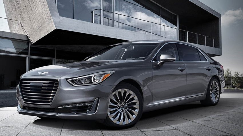 Hyundai's Genesis beats Audi and BMW as top-rated brand for 2018 in USA 5