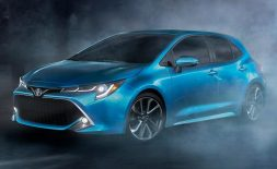 Next Gen Toyota Corolla Hatchback Revealed 5