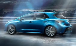 Next Gen Toyota Corolla Hatchback Revealed 6