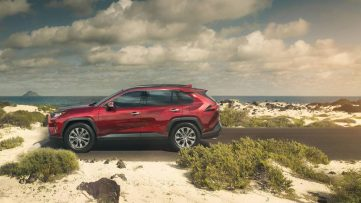 The All-New 2019 Toyota RAV4 Debuts at the 2018 New York International Auto Show 6