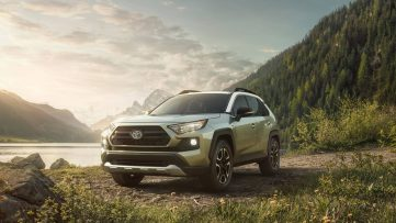 The All-New 2019 Toyota RAV4 Debuts at the 2018 New York International Auto Show 8