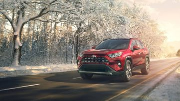 The All-New 2019 Toyota RAV4 Debuts at the 2018 New York International Auto Show 5