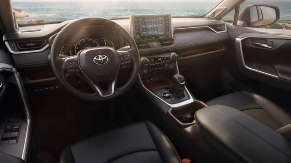 The All-New 2019 Toyota RAV4 Debuts at the 2018 New York International Auto Show 12