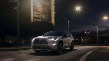 The All-New 2019 Toyota RAV4 Debuts at the 2018 New York International Auto Show 15
