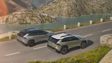 The All-New 2019 Toyota RAV4 Debuts at the 2018 New York International Auto Show 20