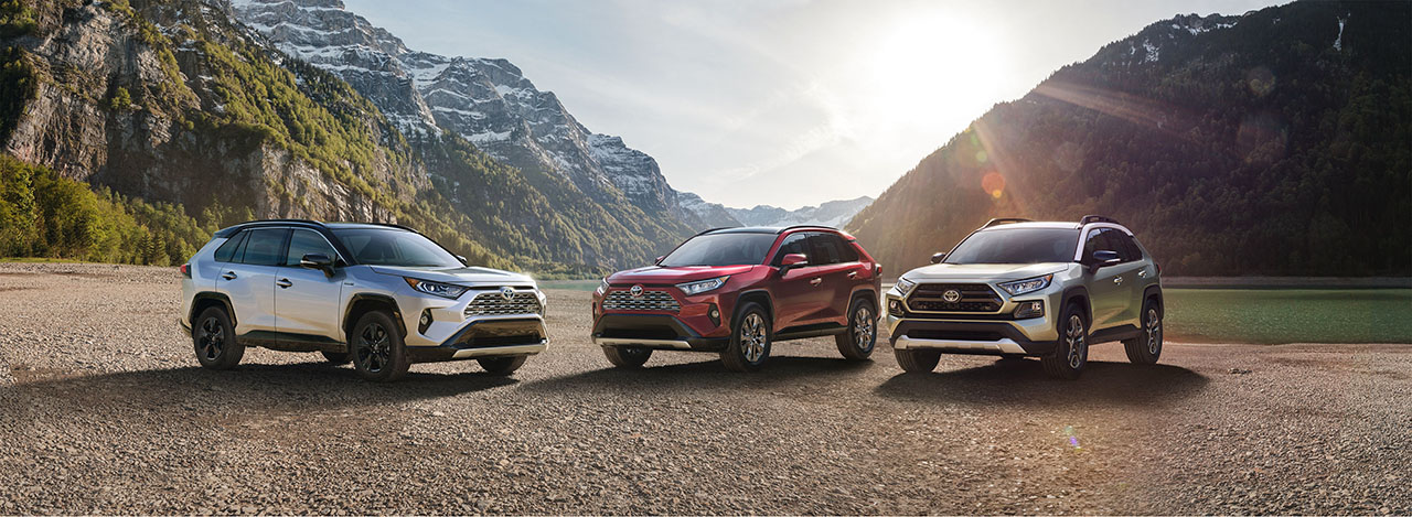 The All-New 2019 Toyota RAV4 Debuts at the 2018 New York International Auto Show 1