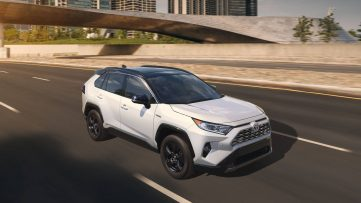 The All-New 2019 Toyota RAV4 Debuts at the 2018 New York International Auto Show 22