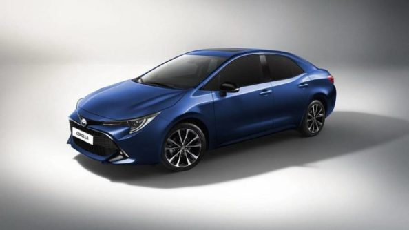 12th Generation Toyota Corolla Rendered.. 1