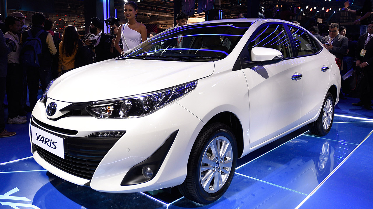 History: Toyota Yaris All Generations 17