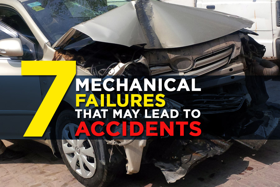 7 Mechanical Failures That May Lead to Accidents 1