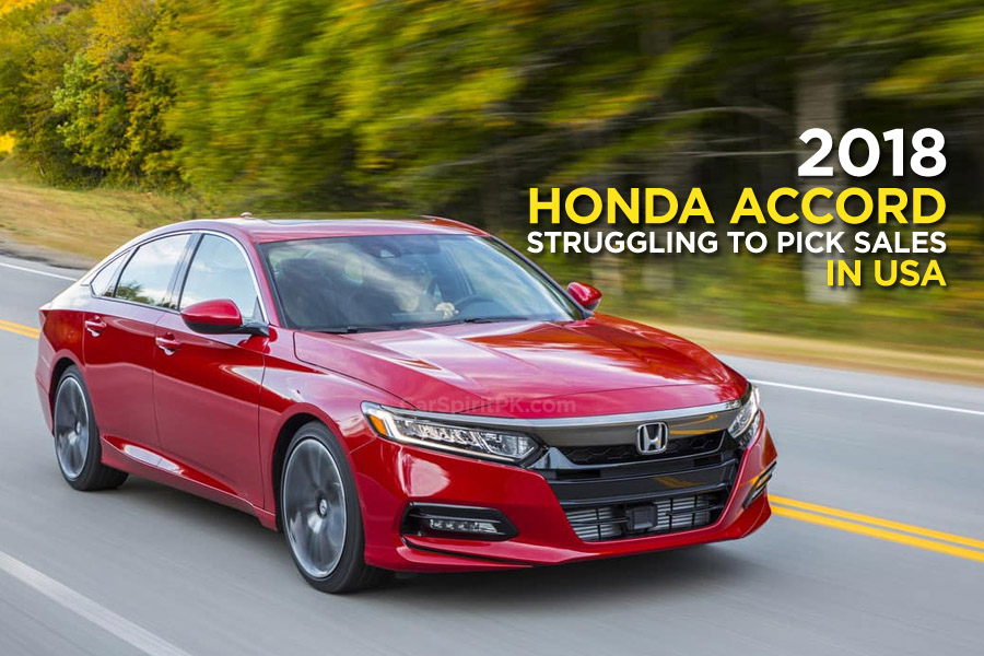 2018 Honda Accord Struggles to Leave the Showrooms 7
