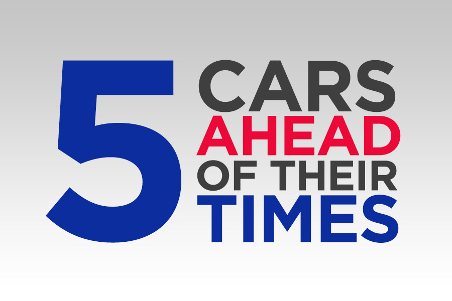 5 Cars That Were Ahead of Their Times 8