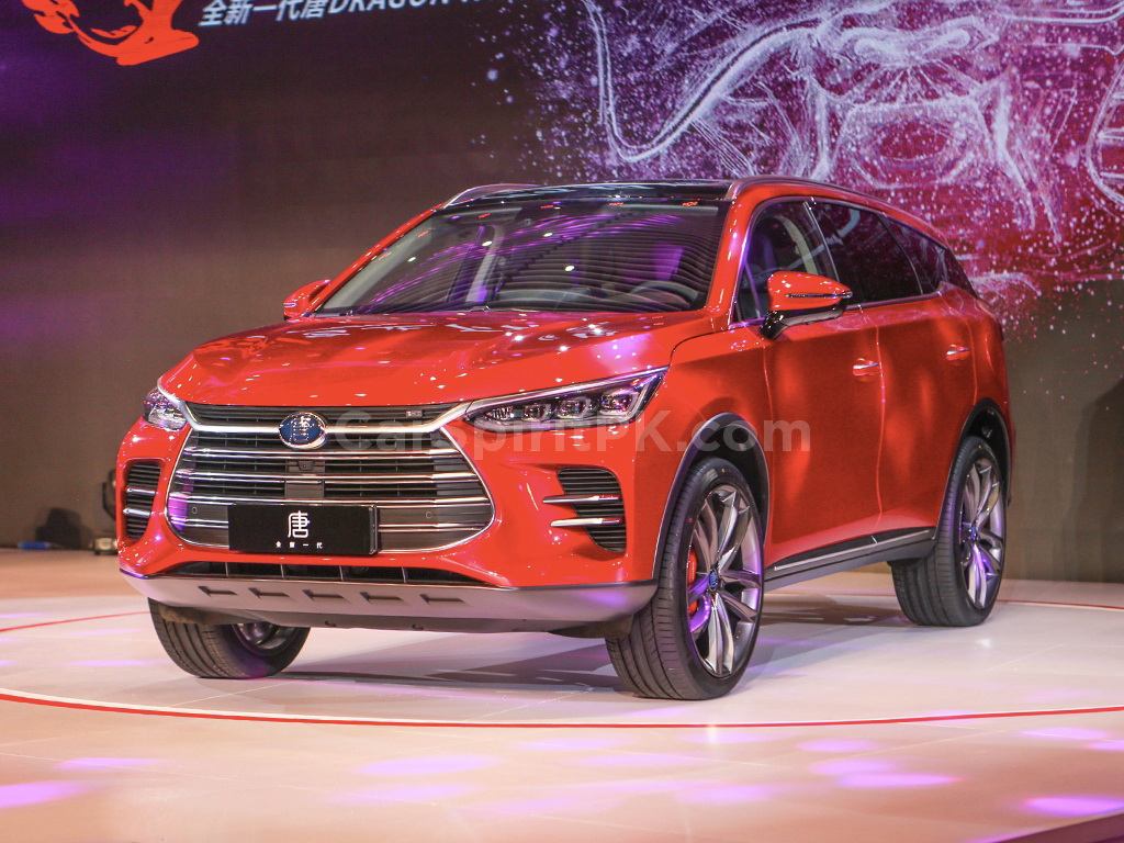 BYD Tang- The 7-seat SUV that will do 0-100 in 4.5 Seconds! 1