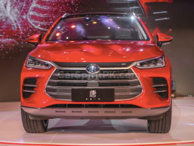 BYD Tang- The 7-seat SUV that will do 0-100 in 4.5 Seconds! 7