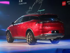 BYD Tang- The 7-seat SUV that will do 0-100 in 4.5 Seconds! 11