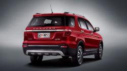Master Motors Showed Changan CX70 SUV at 2018 ITIF 17