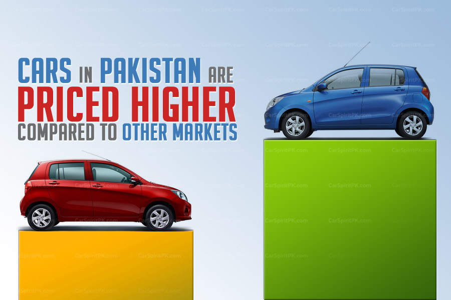 Car Prices in Pakistan are Higher than Other Regional Markets 1