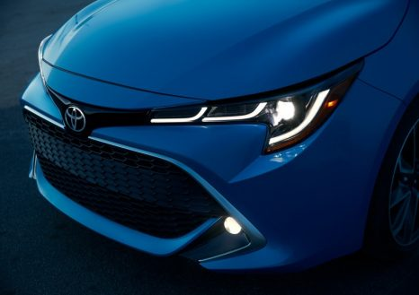 Next Gen Toyota Corolla Hatchback Revealed 8