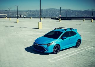 Next Gen Toyota Corolla Hatchback Revealed 14