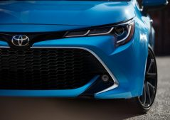 Next Gen Toyota Corolla Hatchback Revealed 13